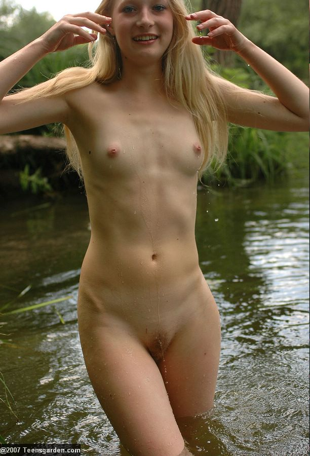 Fine Art Nude Teens 45